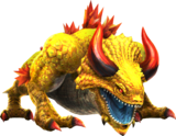 King Dodongo, Dinosaure Infernal