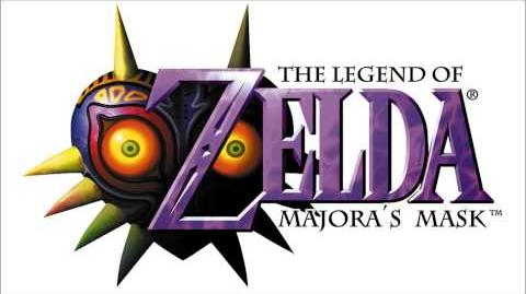 The Legend of Zelda - Majora's Mask - Complete Soundtrack-0