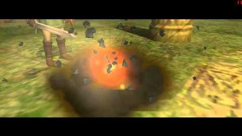 The Legend of Zelda Twilight Princess ~ Ook Battle - Forest Temple