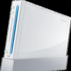 La prima versione del Wii