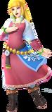 Zelda ropas de SS HW