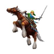 3.Link & su yegua (Epona)