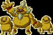 Ancêtre Goron et Gorons
