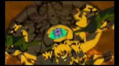 Gohma Boss de la Caverne du Dragon (Zelda GC WW)