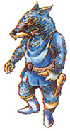 Goriya (The Adventure of Link)