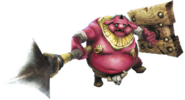 Hyrule Warriors Enforcers Moblin (Render)