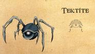 Legend of zelda tektite by deimos remus