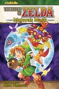 Majora's mask manga us