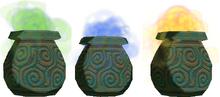 Warp Pots
