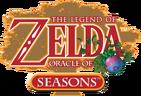 Zelda Oracle of Seasons Logo