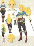 Zelda Concept Art BOTW