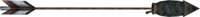 Flecha explosiva modelo TP