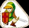 Link Sticker (LoZ)