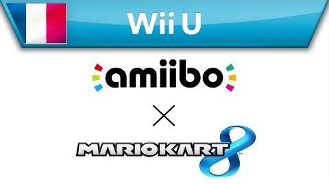 Mario Kart 8 - Bande-annonce amiibo