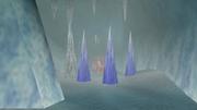 Caverna de hielo OoT