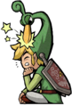 Link Artwork 6 (The Minish Cap)