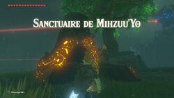Sanctuaire de Mihzuu'Yo BOTW