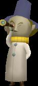 Biggle figurine