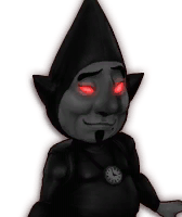 Hyrule Warriors Tingle Dark Tingle (Dialog Box Portrait)