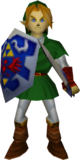 Link adulto OoT