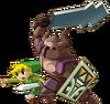 Link et Spectre ST