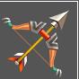 Arc SS icône