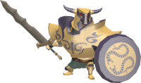 Ferrus Dorado Figura