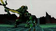Link gegen Ganon (Ocarina of Time)