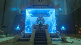 Santuario de Inyo (cámara) BotW