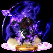 Super Smash Bros. for Wii U Final Smash Trophy Beast Ganon (Trophy)