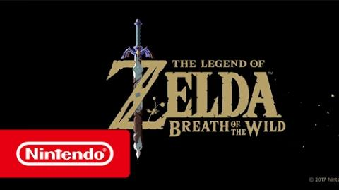 The Legend of Zelda Breath of the Wild - Publicité Française