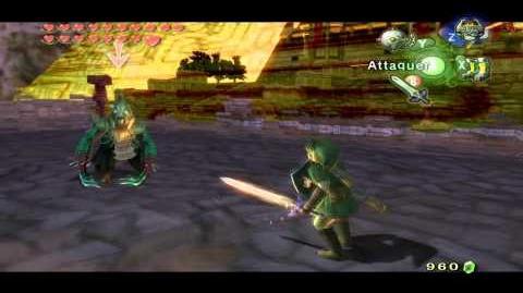 Xanto Boss du Palais du Crépuscule (Zelda Twilight Princess) HQ