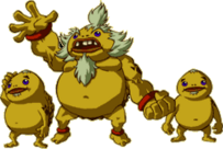 Gorons (Oracle of Ages)-1-