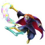 Hyrule Warriors Legends Yuga Picture Frame (Level 2) - Frame of Sealing (Render)