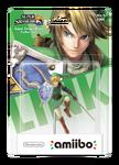 Link Amiibo Emballage