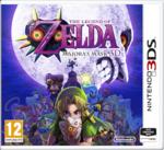 The Legend of Zelda Majora's Mask 3D Boîte Europe