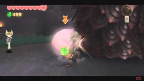 The Legend of Zelda Skyward Sword Boss 4 The Imprisoned 1