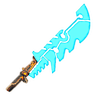Breath of the Wild Guardian Blades Guardian Sword++ (Icon)