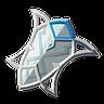 Breath of the Wild Zora Shield Silver Shield (Icon)