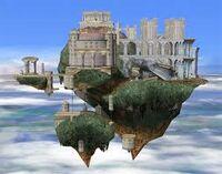 Hyrule temple