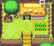 Link's House (The Minish Cap)