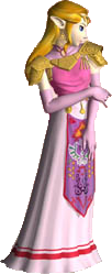 Princess Zelda (Super Smash Bros. Melee)