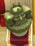 Busto Rey Rízor TFH