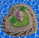 Isla del Hada del Oeste TWW
