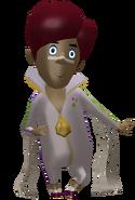 Johnny figurine