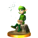 Saria Trophy (Super Smash Bros.)
