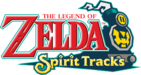 The Legend of Zelda - Spirit Tracks (logo)
