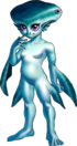 Young Princess Ruto Artwork