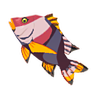 Breath of the Wild Fish (Porgy) Mighty Porgy (Icon).png