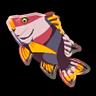 Breath of the Wild Fish (Porgy) Mighty Porgy (Icon)